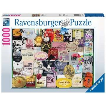 Ravensburger Wine Labels...