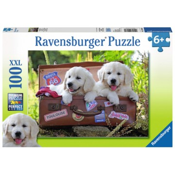 Ravensburger Traveling Pups...