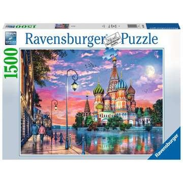 Ravensburger Moscow Puzzle...
