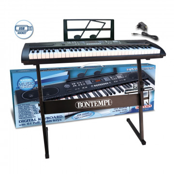 Bontempi Digital Keyboard -...