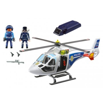 Playmobil Police Helicopter...