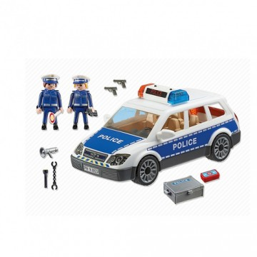Playmobil Squad Car with...